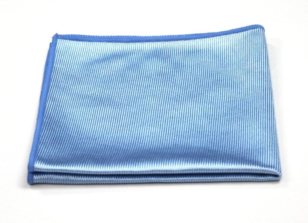 Pro microfibre glass cloth 40x40 car care ireland for Glass cleaning towels