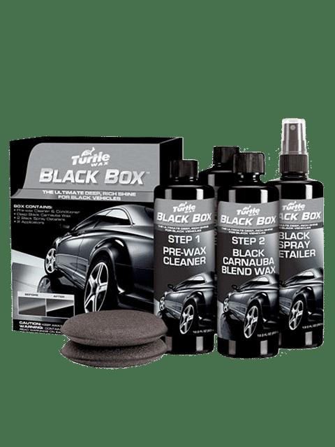 turtle wax black box professional kit car care ireland. Black Bedroom Furniture Sets. Home Design Ideas