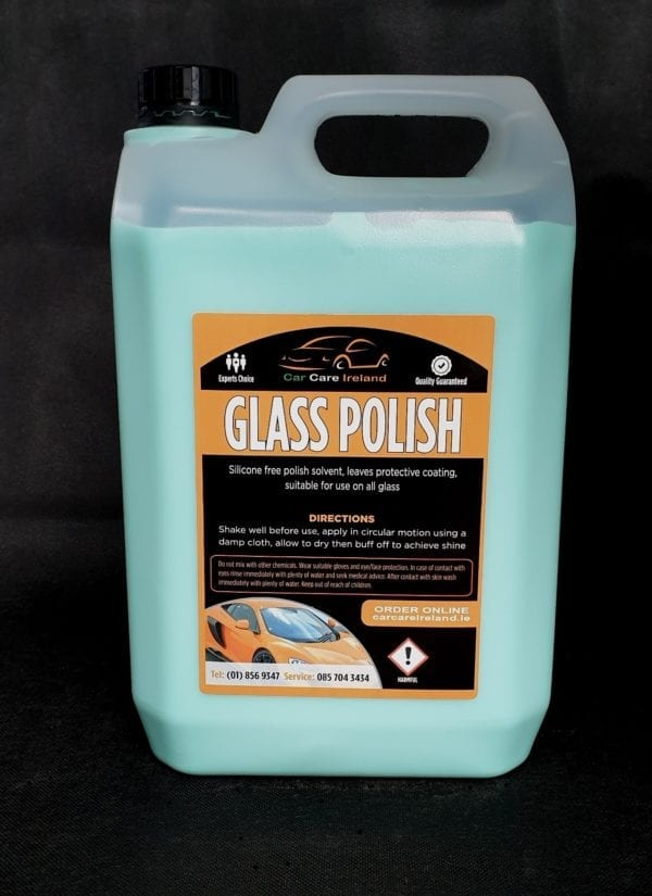 Glass Polish