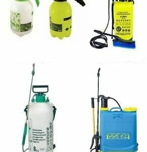 Pressure Sprayers & Bottles